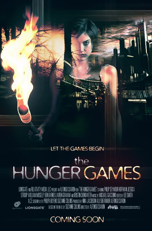 The Hunger Games Science Fiction Movie