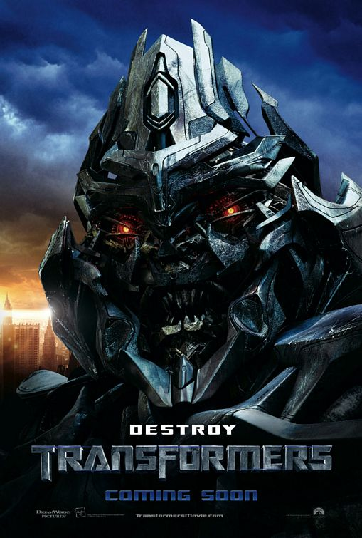 a2zPosters: Transformers (2007) Poster Transformers 2007