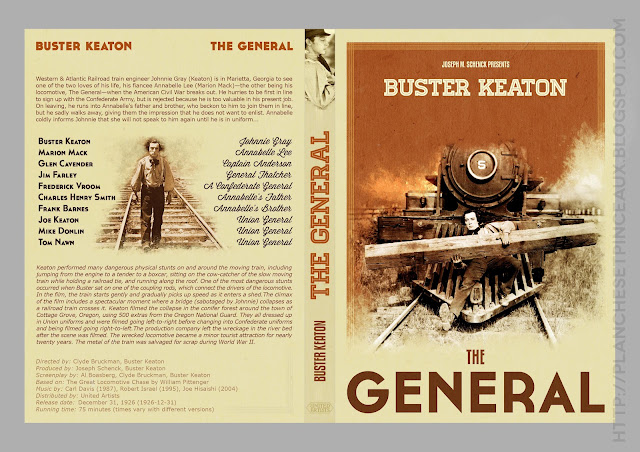 an analysis of the portrayal of the character of johnnie in the general a film by buster keaton 2003-4-7  film career of grace kelly several clips from the film were used in douglas' 1999 film diamonds to illustrate his character's career as a buster keaton.