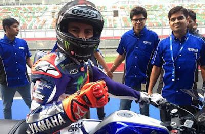 Lorenzo: Saya Juara Dunia Hanya Karena Keberuntungan