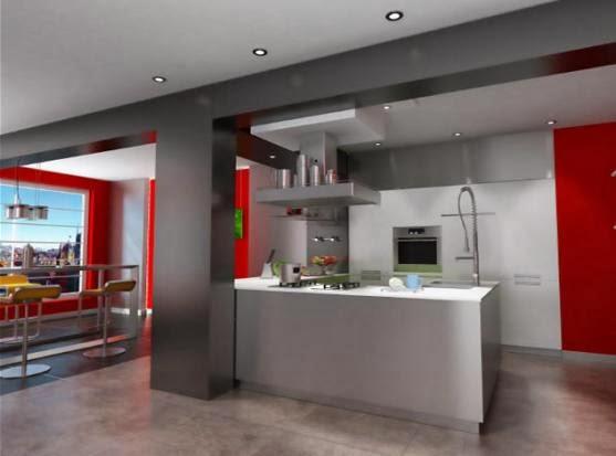 design idea dapur bayani home renovation