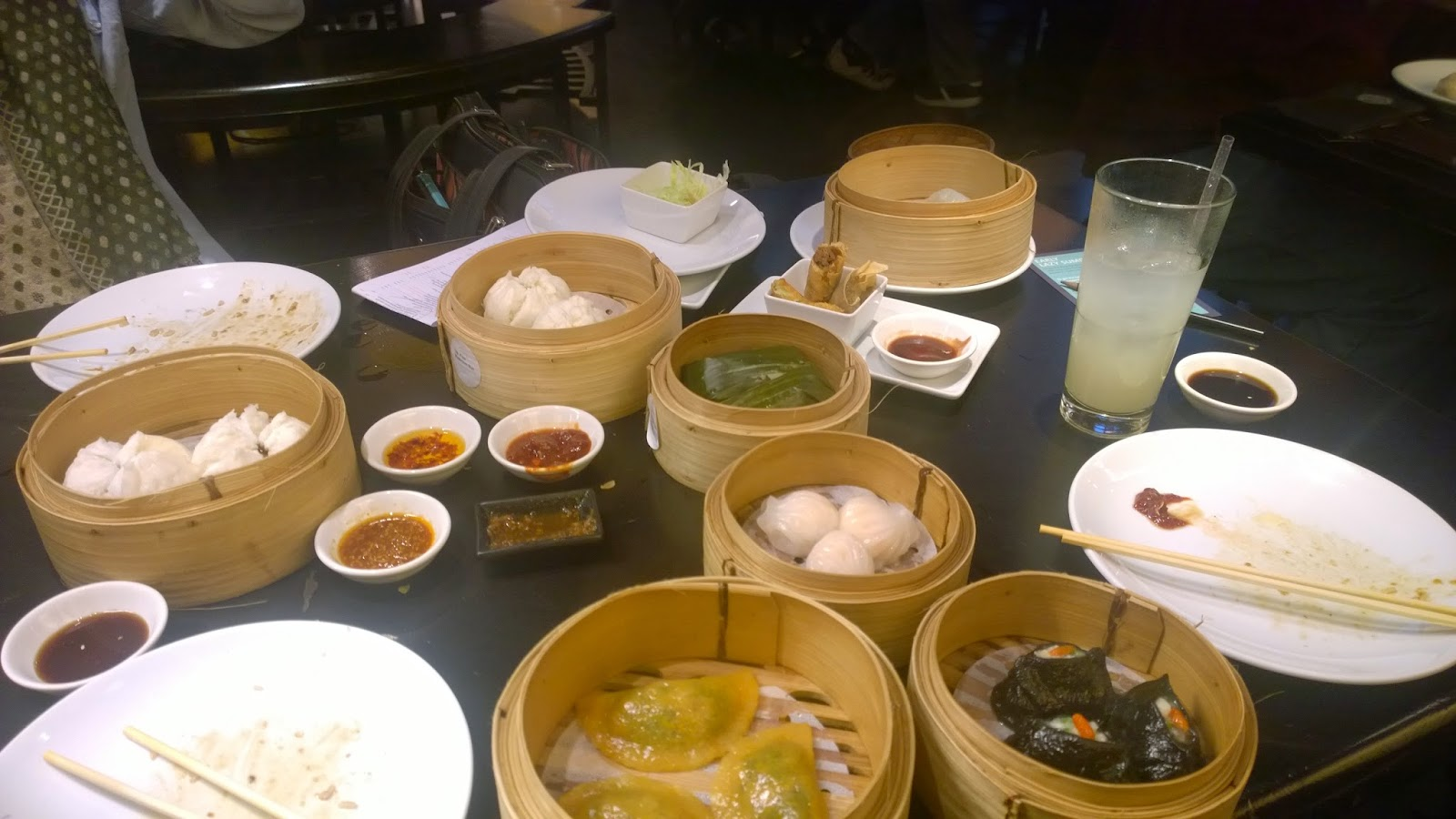 Ping Pong London Dim Sum