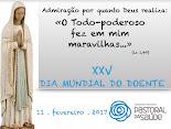 Dia Mundial do Doente