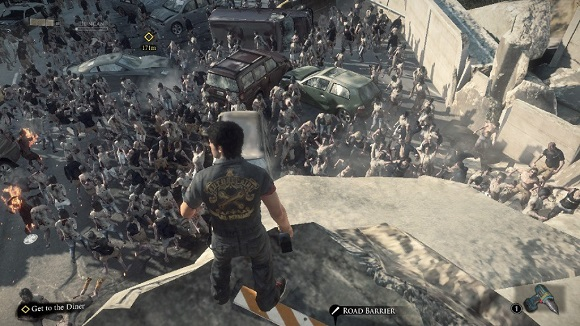 Dead Rising 3 PC game screenshot 1