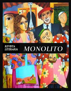 VI Revista  Literaria Monolito
