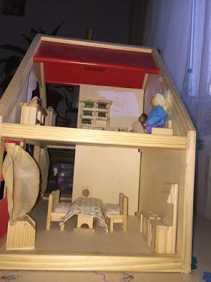 Casa de papusi Lidl