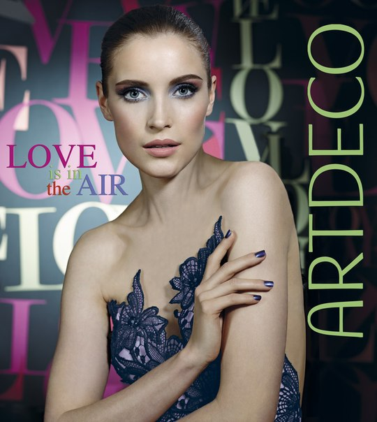 Новая коллекция ARTDECO Весна/Лето 2014 - Love is in the Air