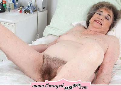 real hairy granny pussy