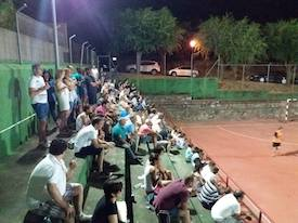 Coca Júniors, campeón del torneo de fútbol sala infantil de San Esteban del Valle