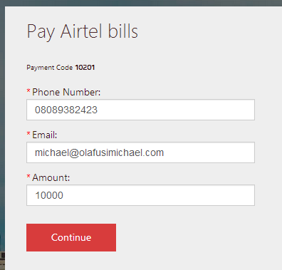 Airtel Pune Postpaid Customer Care Phone Number