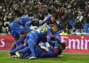Resultado Partido Real Madrid Vs Levante