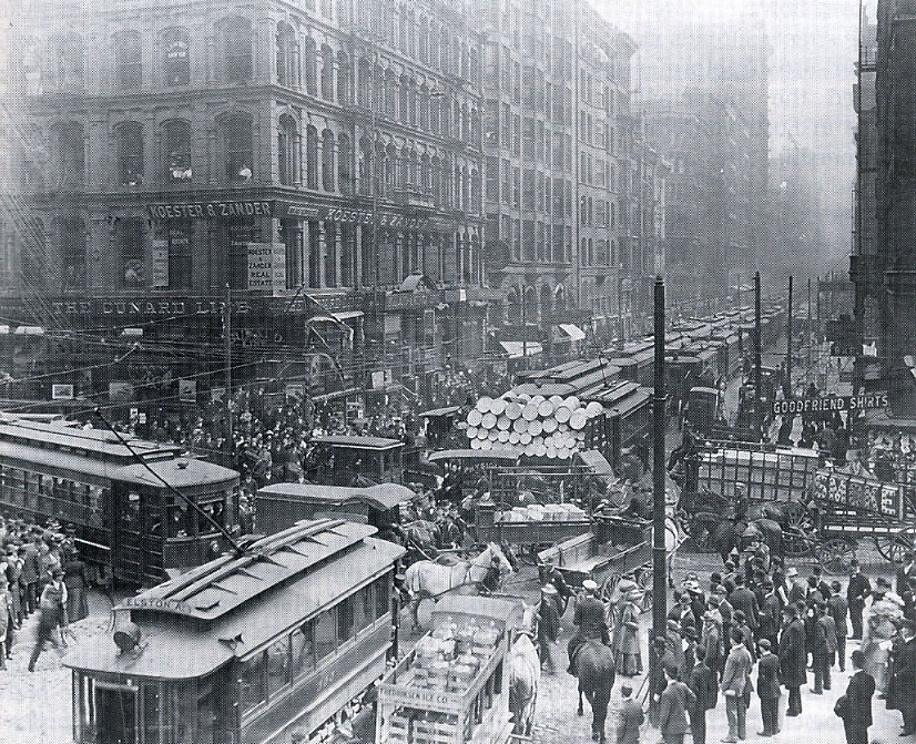 the meat packing industry in chicago during the late nineteenth century Modern food processing industry during the late nineteenth and early twentieth century the company was founded in chicago in 1868 by meat-processing.
