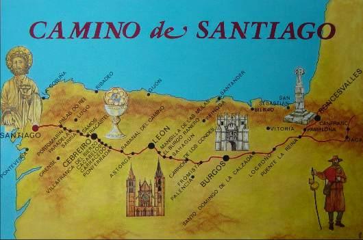 La ruta de mi viaje