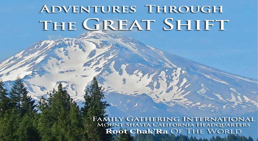 Adventures Through The Great Shift