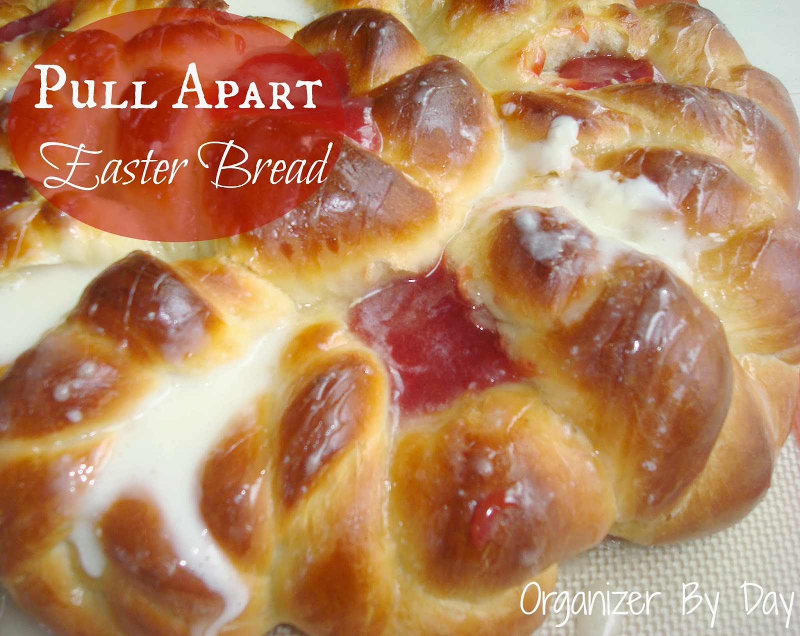 ... Chocolates and Crockpots! Come Check It Out!: Pull Apart Easter Bread