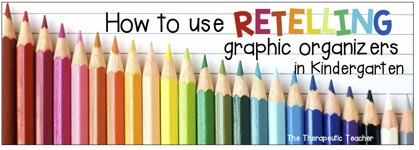 Retelling with Differentiated Graphic Organizers