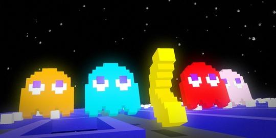 Pac-Man 256, Actu Jeux Vidéo, Jeux Vidéo, Hispter Whale, Bandai Namco Vancouver, iOS, Android, Pac-Man 35th Anniversary,