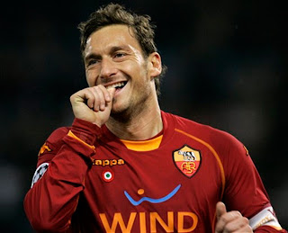 Wallpaper Totti