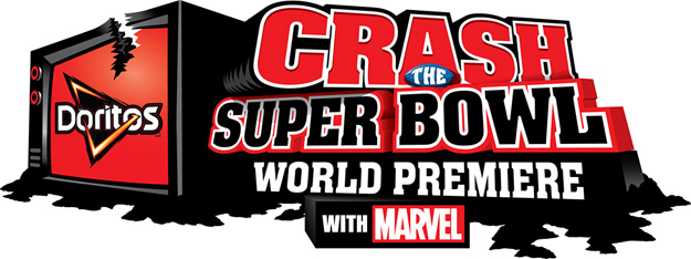 Win a chance Avengers Age of Ultron Marvel Doritos Crash the Super Bowl
