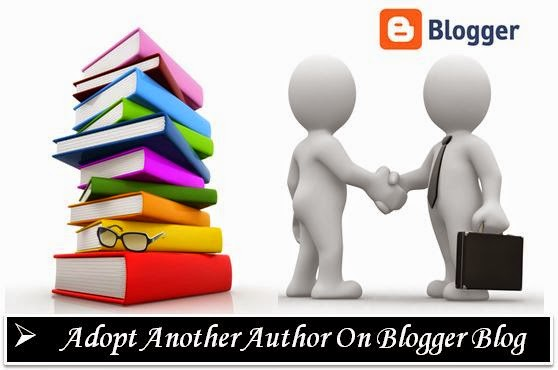 add another author on blogger blog