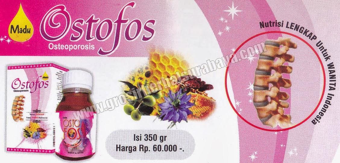 Madu Ostofos merupakan madu yang diformulasikan secara khusus untuk mencegah serta mengatasi pengapuran ( osteoforosis ).