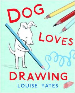 http://www.barnesandnoble.com/w/dog-loves-drawing-louise-yates/1105732862?ean=9780375870675