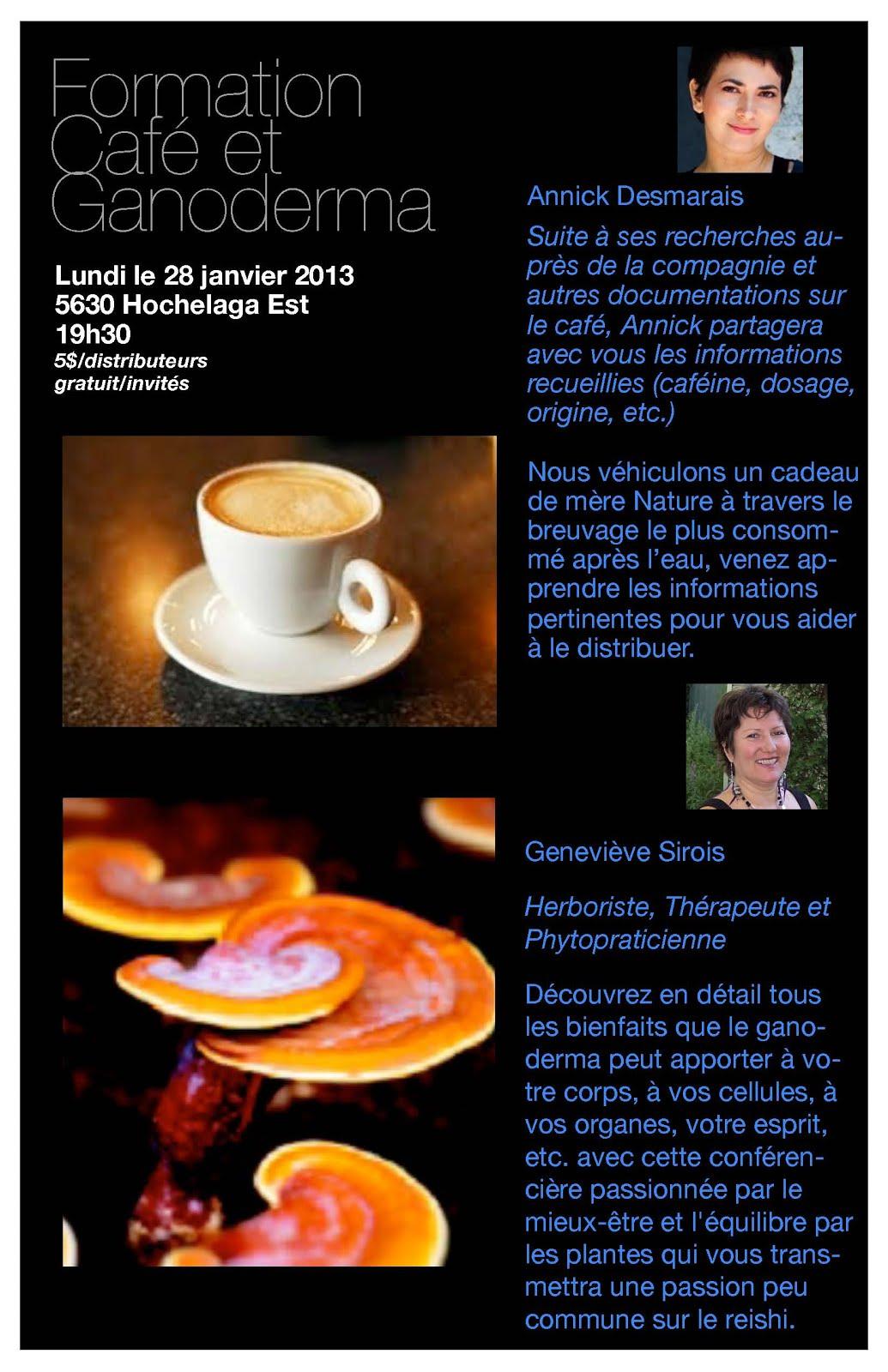 Ganoderma plus network informs you - Les bienfaits du stepper ...