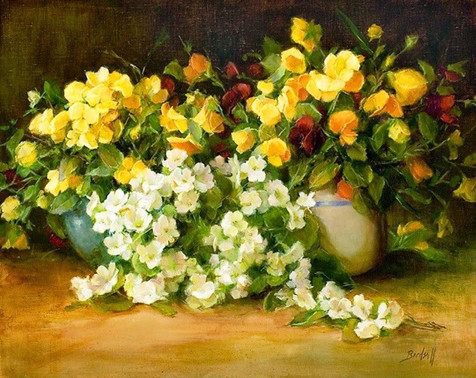 cuadros-de-flores-pinturas-impresionistas-al-oleo