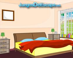 solucion juego Cottage Bedroom Escape guia