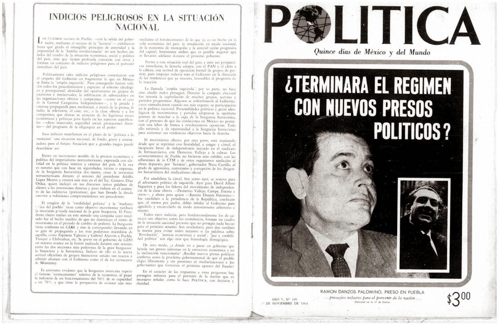 """Revista """"Política"""""""
