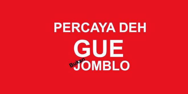Jenis Jomblo