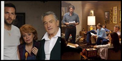 El lado bueno de las cosas y Argo: mejores guiones adaptados del año