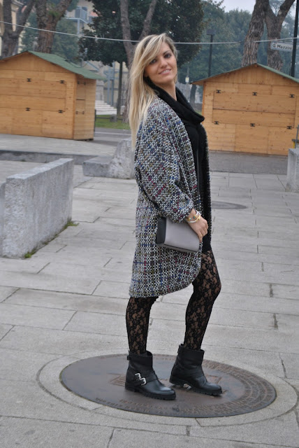 outfit cappotto a uovo come abbinare un cappotto a uovo abbinamenti cappotto a uovo cappotto a uovo street style how to wear egg shape coat how to combine egg shape coat how to match egg shape coat egg shape coat street style  outfit casual invernali outfit da giorno invernale outfit dicembre 2015 december outfit casual winter outfit mariafelicia magno fashion blogger colorblock by felym fashion blog italiani fashion blogger italiane blog di moda blogger italiane di moda fashion blogger bergamo fashion blogger milano fashion bloggers italy italian fashion bloggers influencer italiane italian influencer