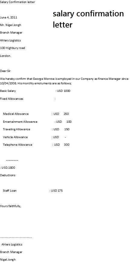 February 2013 salary slip template thecheapjerseys Image collections