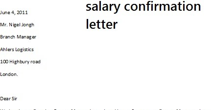 asking for a pay rise letter – Pay Raise Letter Template