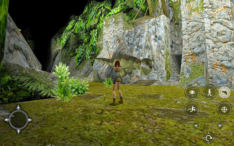 Tomb Raider I APK+DATA