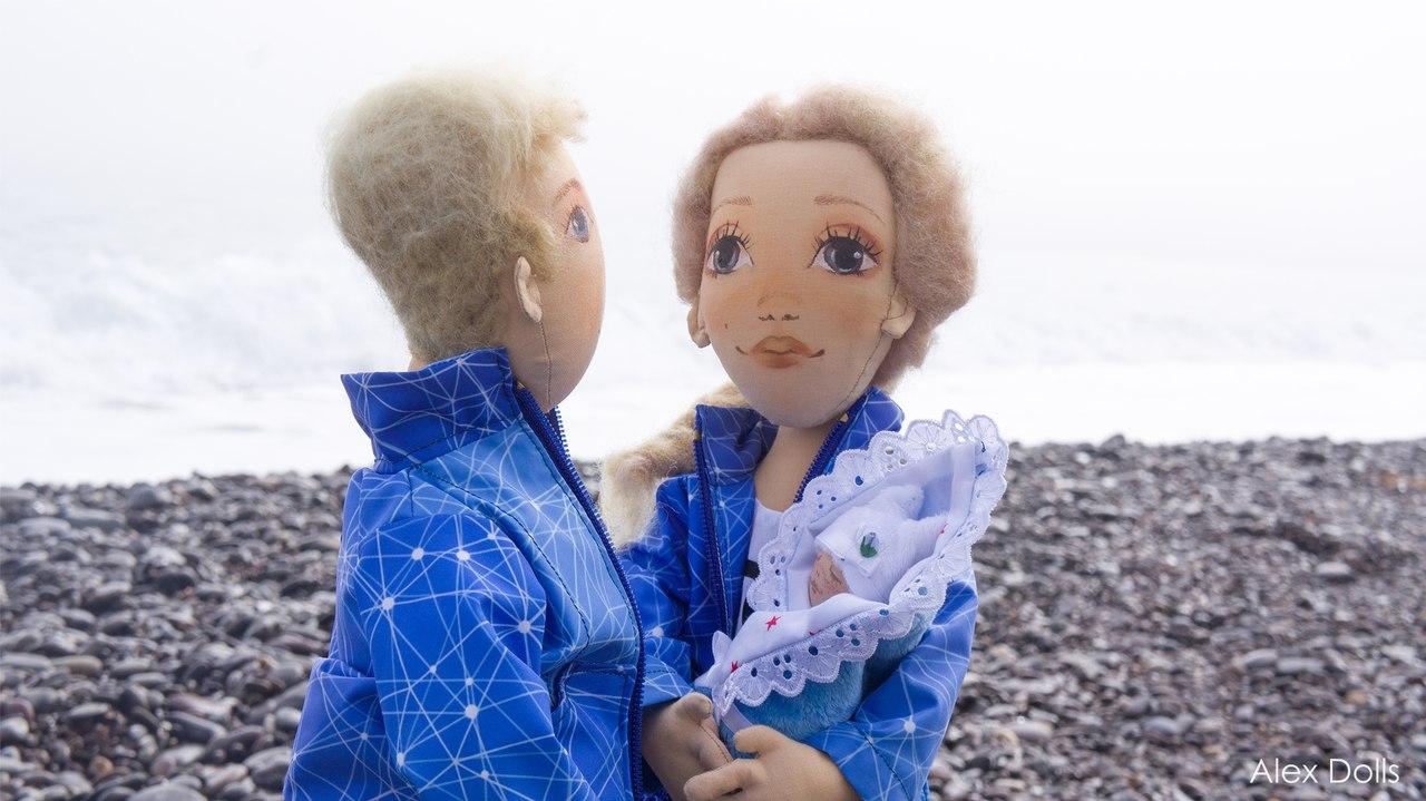 текстильная кукла, куклы, интерьер кукла, ooak