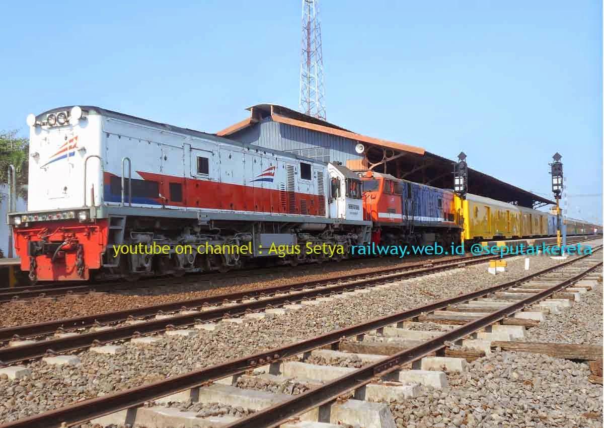 Kereta Barang Dinas