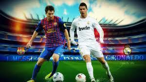 messi vs ronaldo raja sepakbola Liga spanyol