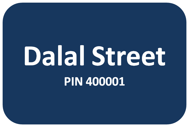 Dalal Street, Logo, imaginary