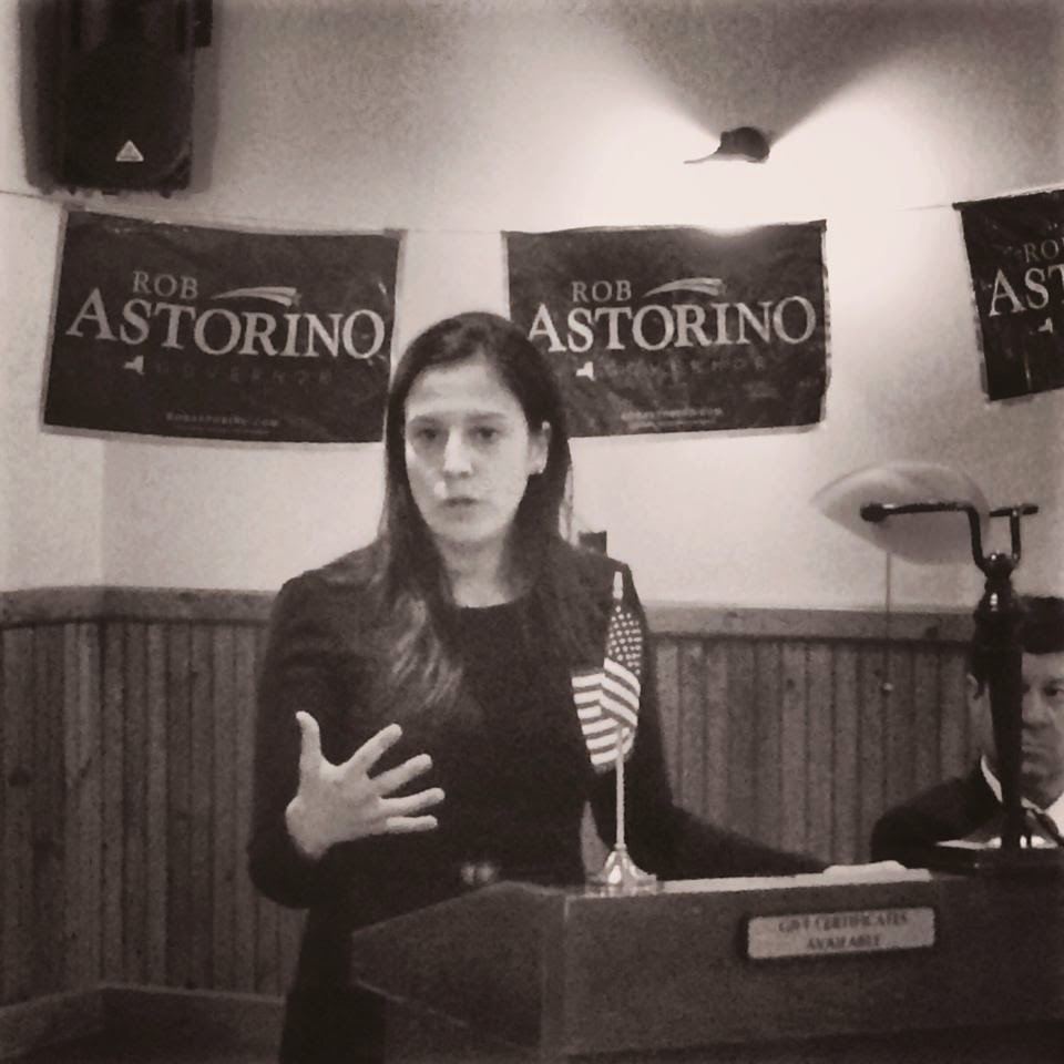 Elise Stefanik Speaks to GOP Faithful at Lowville Dinner