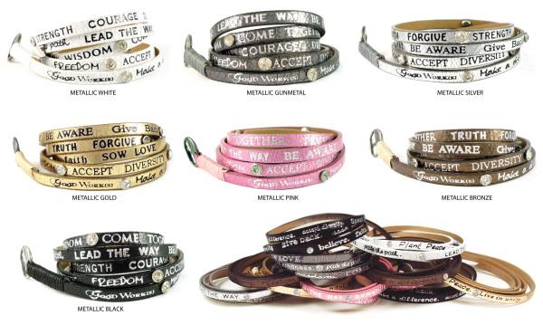 good works bracelet
