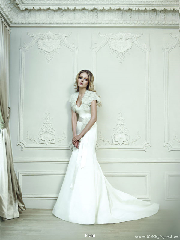 Some Models Dress Women: Rivini wedding dresses collection