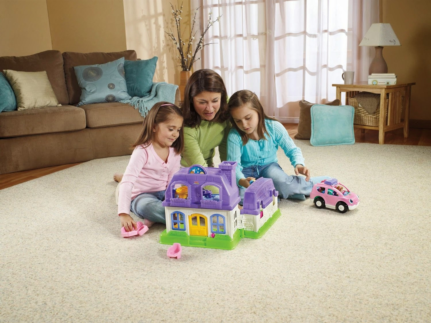 Educational Toys For 4 Years : Fisher price door learning toys