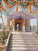 करडा मे  नवनिर्मित करडेश्वर मन्दिर