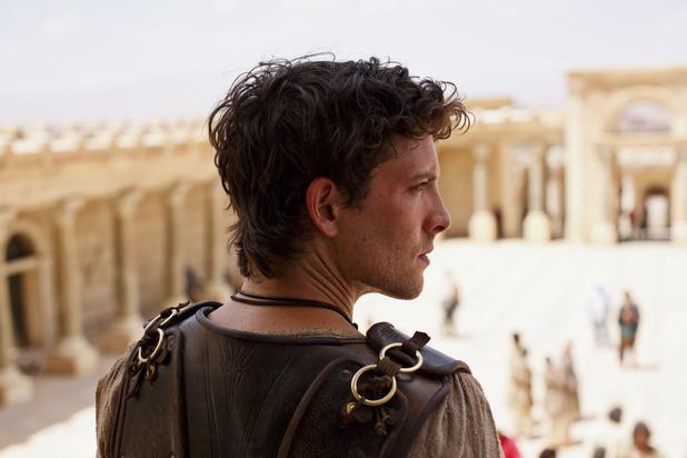 Jasón (Jack Donelly) en Atlantis
