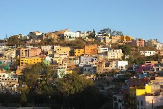 Mexico travel & tourism place is Guanajuato