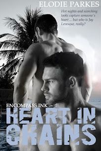 ON SALE NOW Heart in Chains NEW MM romance from Encompass Ink