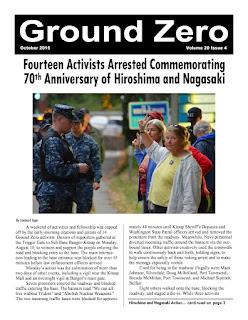 Read the Ground Zero Newsletter