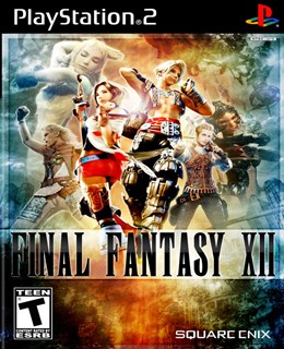 Final Fantasy XII PS2 Box
